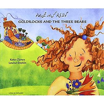 Goldilocks and the Three Bears in Urdu and English