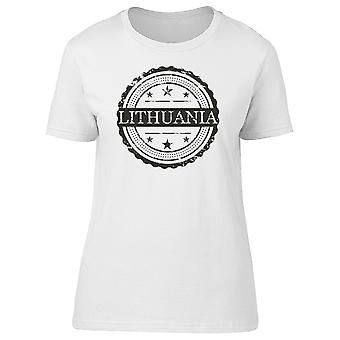 Lithuania Tee Men's -Image by Shutterstock