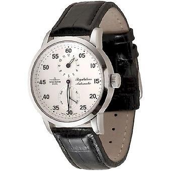 Zeno-Watch Herrenuhr Regulator 6069Reg-g3
