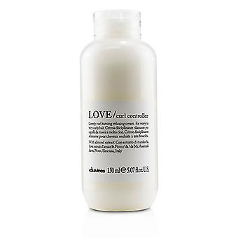 Davines Love Curl Controller (lovely Curl Taming Relaxing Cream For Wavy To Very Curly Hair) - 150ml/5.07oz