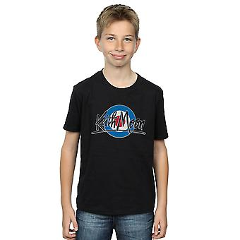 Keith Moon Boys Mod Logo T-Shirt