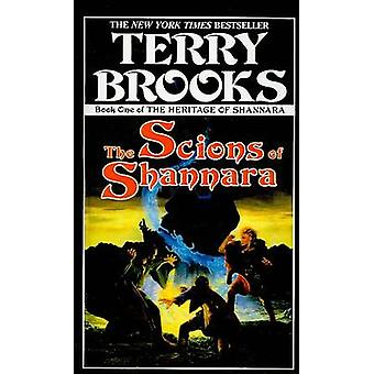 The Scions of Shannara by Terry Brooks - 9780812494488 Book