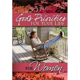 God's Priorities for Your Life for Women by Hendrickson Publishers -