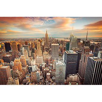 Fond d'écran Mural Manhattan Midtown