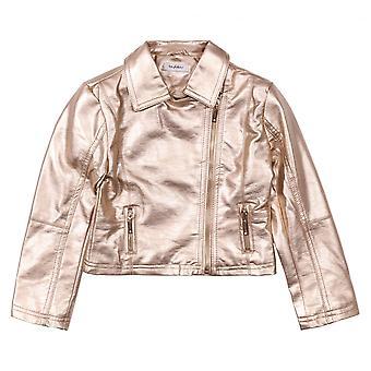 Byblos Kids Giubbotto Baby Biker Jacket, Oro