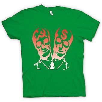 Mens T-shirt - Capitalism Communism - Funny