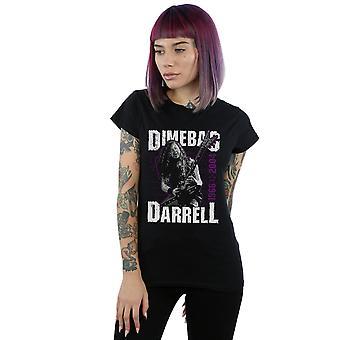 נשים pantera ' s dimebag דארל חולצת גיטרה