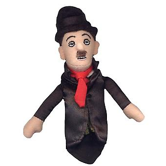 Finger Puppet - UPG - Charlie Chaplin Soft Doll Toys Gifts Licensed New 0928