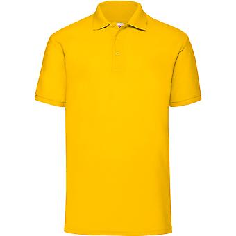 Fruit Of The Loom - 65/35 Mens Polo Shirt