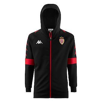 2019-2020 Monaco Hooded Jacket (Black)