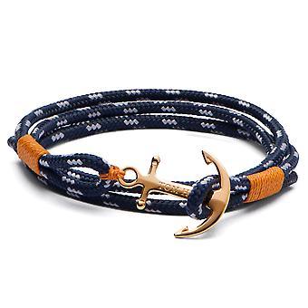 Tom Hope Sterling Silver 24K Bracelet Medium TM0112