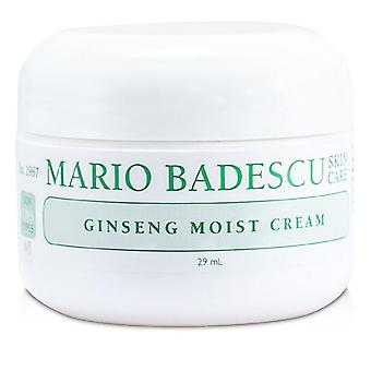 Mario Badescu Ginseng Moist Cream - For Combination/ Dry/ Sensitive Skin Types - 29ml/1oz