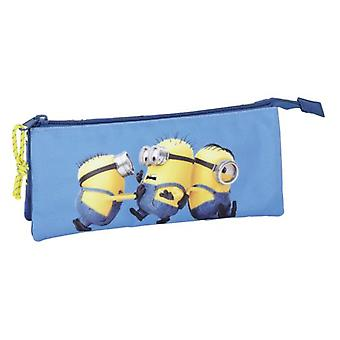 Safta Triple Portatodo Minions (Babies and Children , Toys , School Zone)