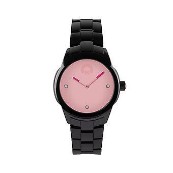 KRAFTWORXS Women's Watch horloge vollemaan keramische kristallen FML 1PR S