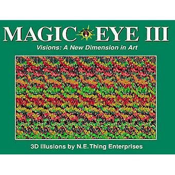 Magic Eye-Vol 3 by Magic Eye Inc-Inc Magic Eye-Marc Grossman-M