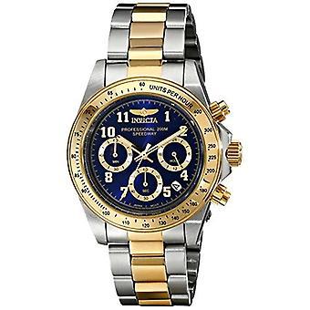Invicta Speedway 17028 ruostumattomasta teräksestä Chronograph Watch