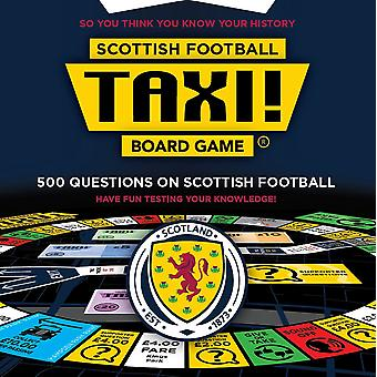 Taxi Board Game Scottish Football by Taxi Game Ltd