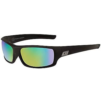 Dirty Dog Clank Sunglasses - Black/Green/Blue