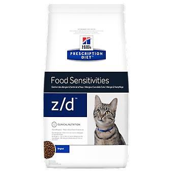 Hill's Feline z/d Food Sensitive (Cats , Cat Food , Dry Food)