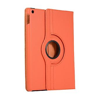 360 Rotation Case Apple iPad 10.2 2019-Orange