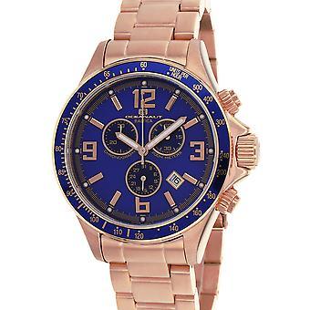 Oceanaut Men-apos;s Baltica Blue Dial Watch - OC3332