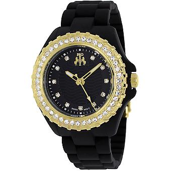 Jivago Women's Cherie Black Dial Watch - JV8211