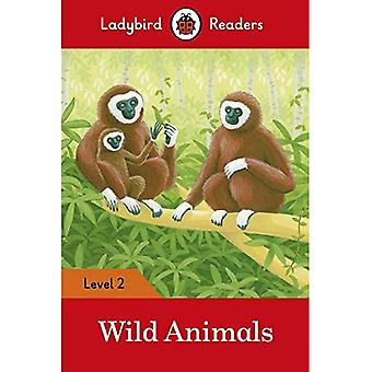 Animaux sauvages - Ladybird Readers Niveau 2