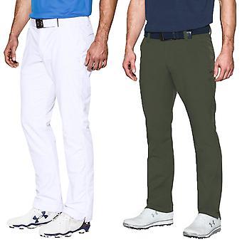Under Armour Mens UA Matchplay Tapered Golf Pantpantalones pantalones