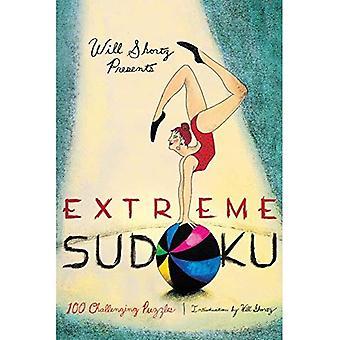 Vil Shortz presenterer ekstreme Sudoku: 100 utfordrende gåter