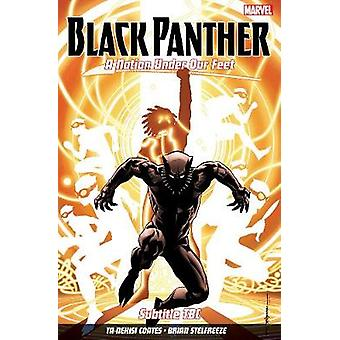 Black Panther A Nation Under Our Feet Vol. 2 by Ta Nehisi Coates & Illustrated by Brian Stelfreeze