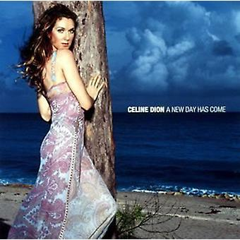 Celine Dion - importation USA New Day Has Come [CD]