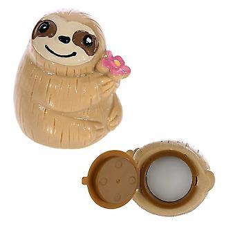 Ret meduňka 2-set hnědý/béžový, kontejner vyrobený z 100% plastu.