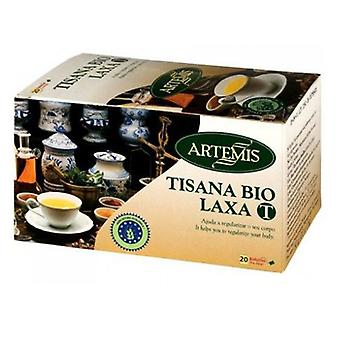Artemis Bio Herbal Tea Laxa T 20 unidades