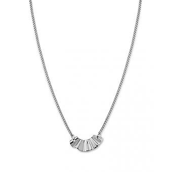 Rosefield BLWNS-J200 necklace and pendant - COLLECTION THE LOIS Women's Steel Wave Necklace