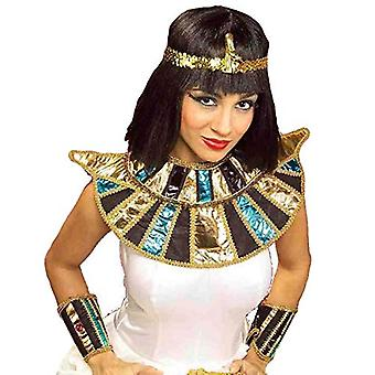 Forum Novelties Incredible Character Egyptian Costume Wrist, Blue, Size One Size