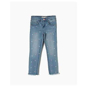 Zippy Stars Denim Pants