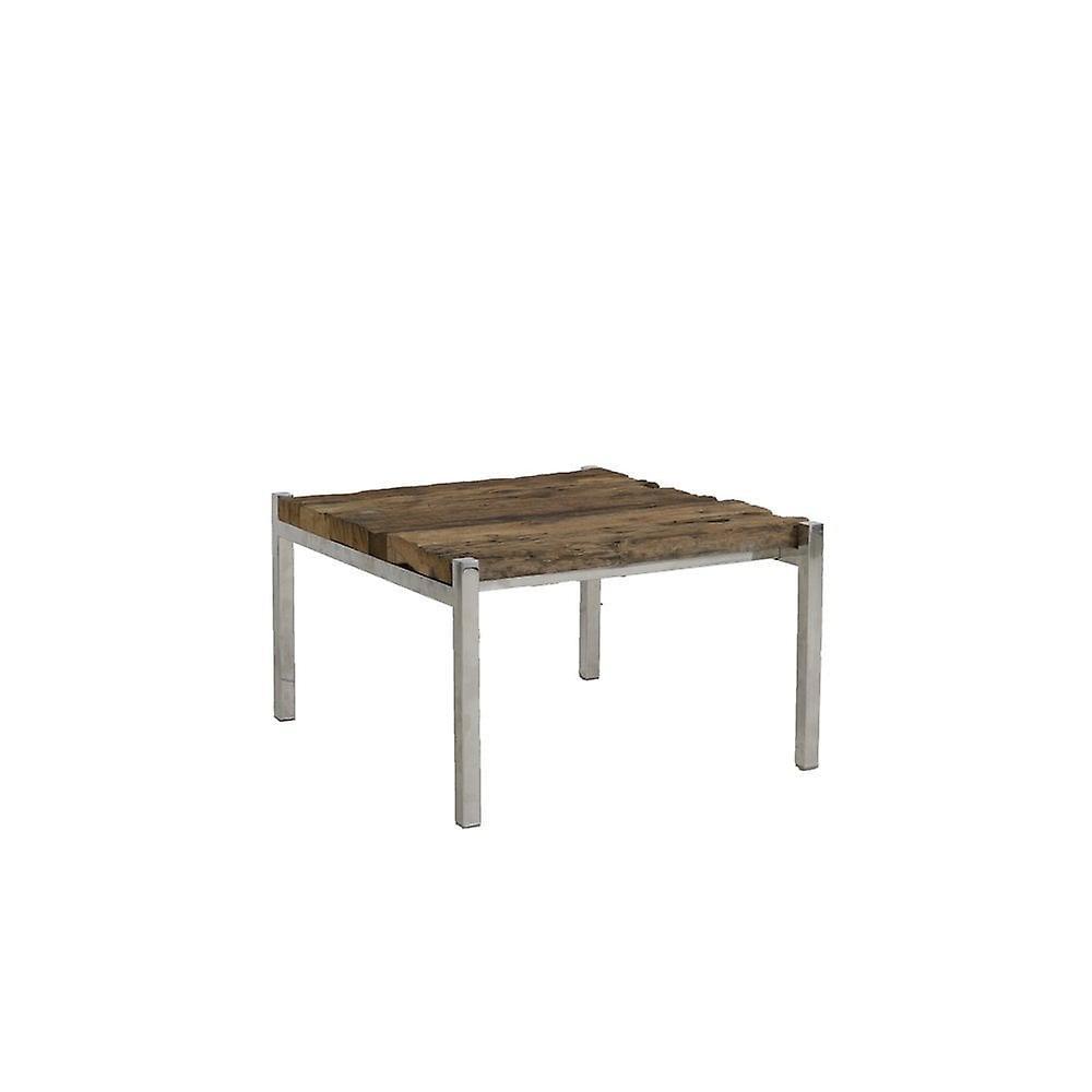 Lys & Levende Salongbord 65x71x40cm Sotos Wood Nickel