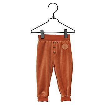 Moomin Trouser club velour brown 62 cl,, Martinex