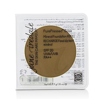 Pure geperste basis minerale foundation refill spf 20 fawn 209850 9.9g/0.35oz