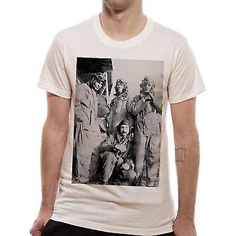 Pink Floyd - Vliegtuig Foto T-shirt