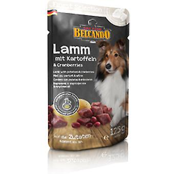 Belcando Lamb with potatoes and cranberries (Dogs , Dog Food , Wet Food)