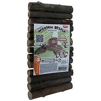 Tyrol Articulated Logs S (Small pets , Cage Accessories , Bridges & Stairs)