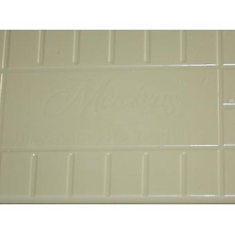 Chocolate Slab White-( 9lb )