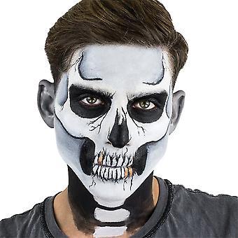 Skeleton Halloween Makeup Kit