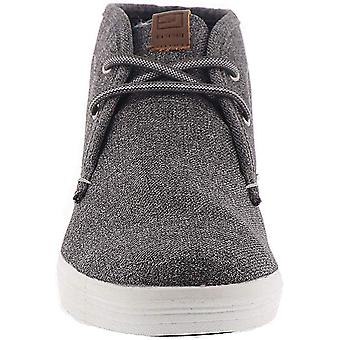 Ben Sherman Herre Fabric Hight Top Lace Up Fashion Sneakers