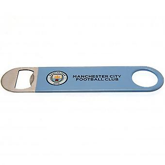 Manchester City FC Bar Bottle Opener Magnet