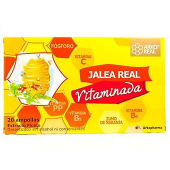 Arkopharma Arkoreal Fresh Vitamin Jelly 20 Phials
