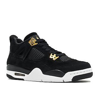 Air Jordan 4 Retro Bg (Gs) 'Royalty' - 408452-032 - Shoes