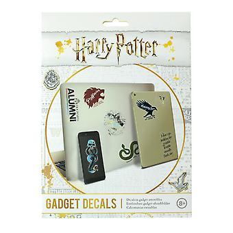 Harry Potter Slogan cita Decalcomanie Gadget - Adesivi Riutilizzabili e impermeabili