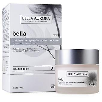 Bella Aurora Bella Noche Treatment Night Action repair and stain resistant 50 ml